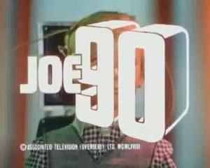 GERRY ANDERSON - JOE-90