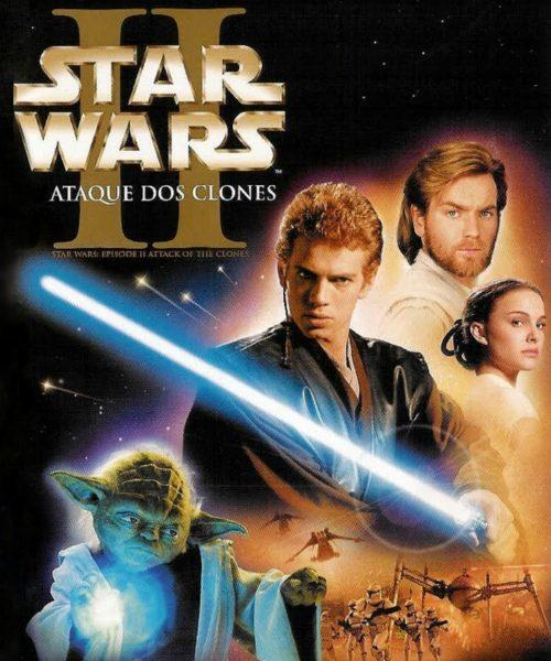 STAR WARS EPISÓDIO 2