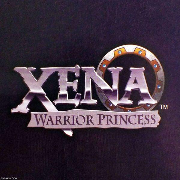 XENA THE WARRIOR PRINCESS