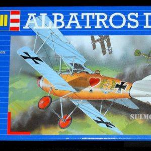 Albatros D-III 1/72 Revell