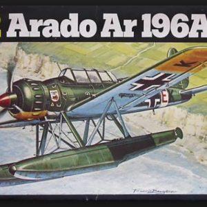 Arado Ar-196A 1/72 Heller/Revell