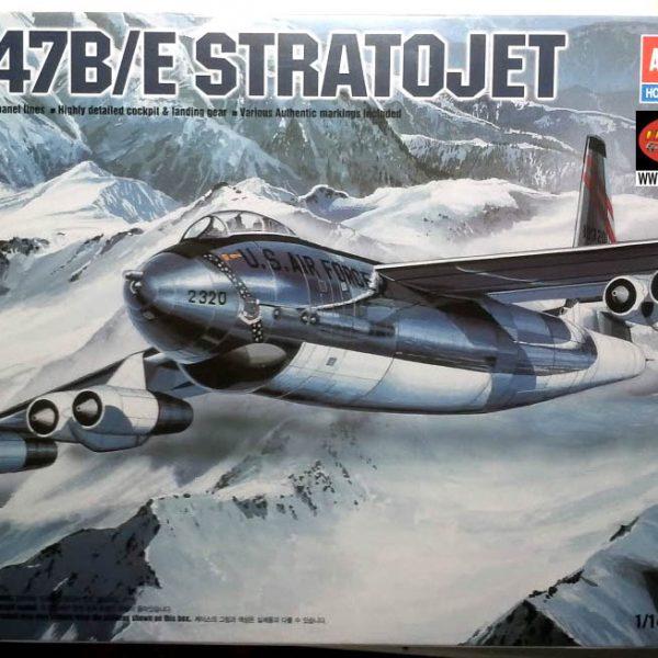 B-47 B/E Stratojet 1/144 Academy