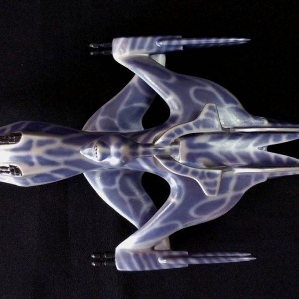Babylon-5 Whitestar Resin Model