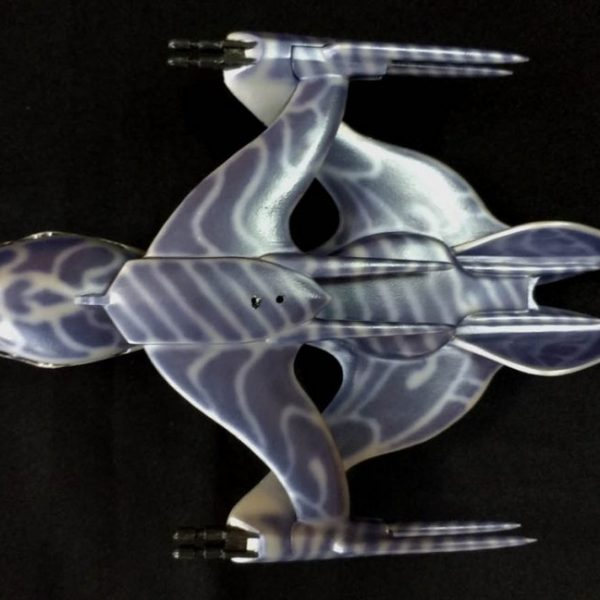 Babylon-5 Whitestar Resin Model