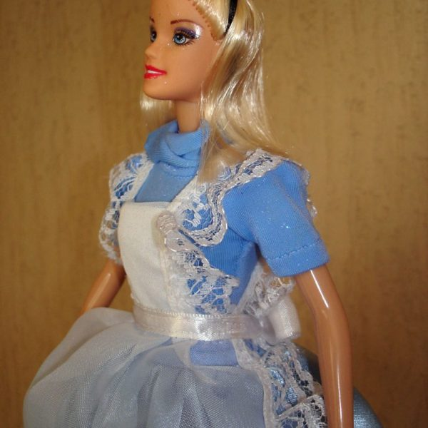 Boneca Alice no País das Maravilhas
