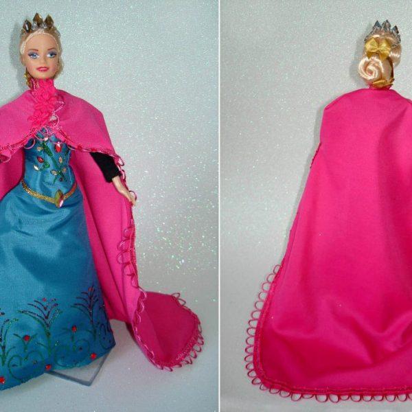 Boneca Elsa Rainha II (Frozen)