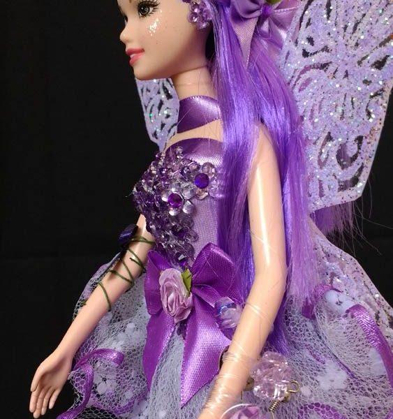 Boneca Fada Bailarina Belucci