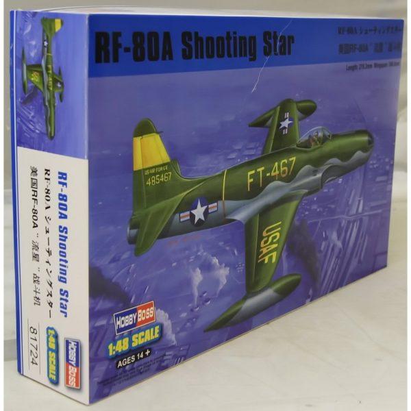 RF-80 Shootingstar 1/48 Hobby Boss