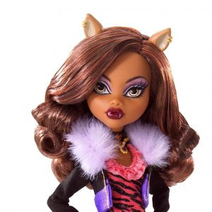 Boneca Monster High Clawdeen Wolf – Básica – Assinada