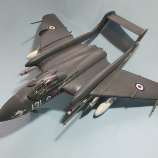 Sea Vixen FAW-2 Dragon 1/72