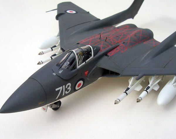 Sea Vixen FAW-2 Dragon 1/72