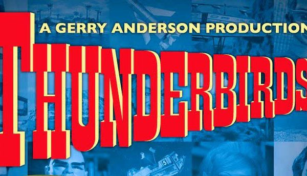 GERRY ANDERSON THUNDERBIRDS