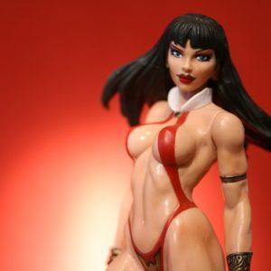 Vampirella Original Edition Action Figure