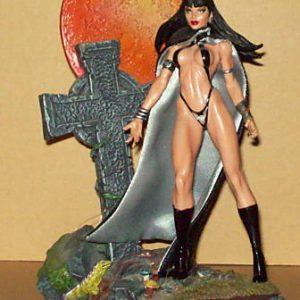 Vampirella Black Cape Action Figure