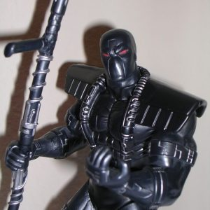 WILD C.A.T.s Pike Stelth Action Figure