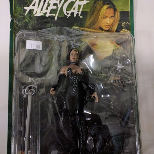 Alley Cat Action Figure