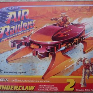 Air Raiders Thunderclaw Hasbro