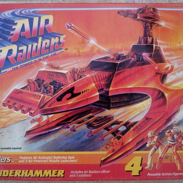 Air Raiders Thunder Hammer Hasbro