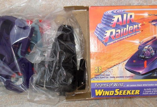 Air Raiders Wind Seeker Hasbro
