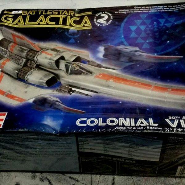 Battlestar Galactica Colonial Viper (1978) 30th Aniversary Revell Monogram