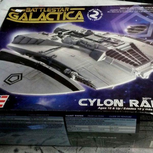 Battlestar Galactica Cylon Raider (1978) 30th Aniversary Revell Monogram