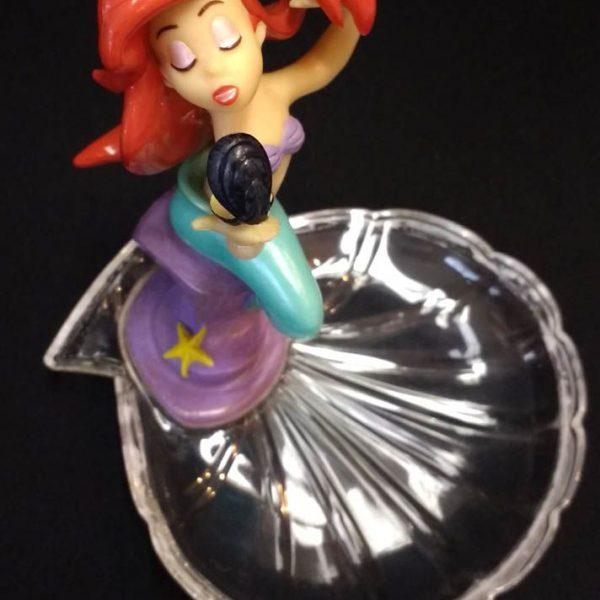 Disney Store Ariel de A Pequena Sereia Saboneteira Original