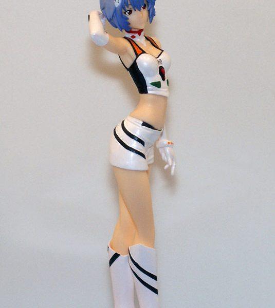 Evangelion Rei Ayanami Racing Figure Sega