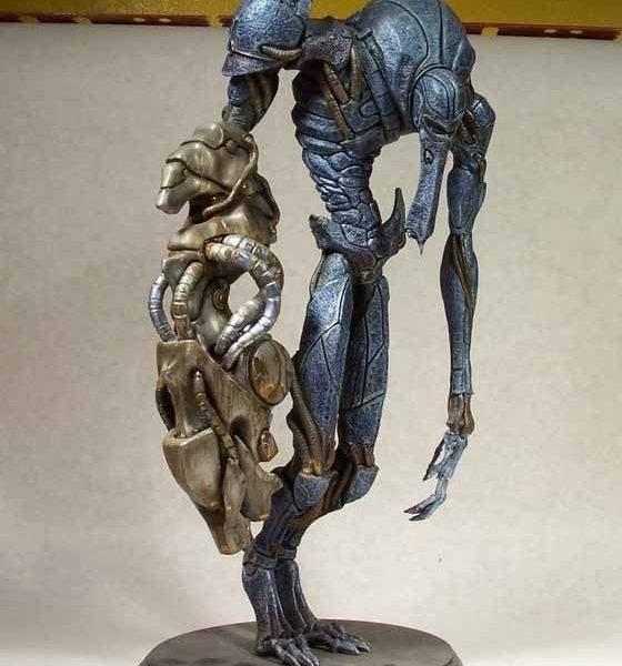 Final Fantasy -The Spirit Within Phantom Action Figure Bandai