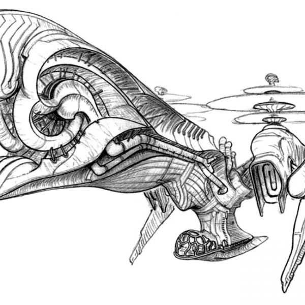 Final Fantasy Sierra Airship Kotobukya