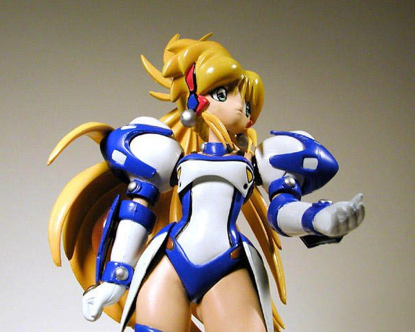 Galaxy Fraulein Yuna Action Figure Kayodo