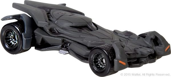 Batman Batmóvel Hot Wheels