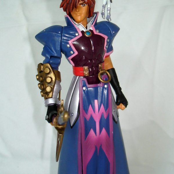 The Record of Lodoss War Ronin Action Figure Tomy