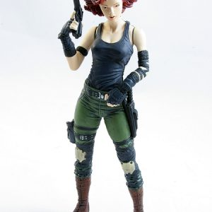 Meryl Silverborne Action Figure Metal Gear Solid Mc Farlane Toys