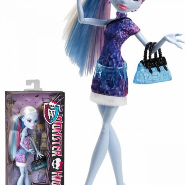 Boneca Monster High Abbey Bominable Scaris