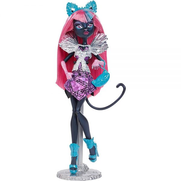 Boneca Monster High Boo York Catty Noir
