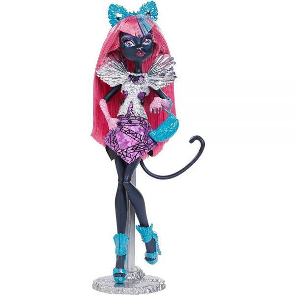 Boneca Monster High Boo York Catty Noir
