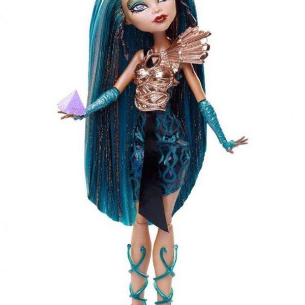 Boneca Monster High Boo York Nefera de Nile
