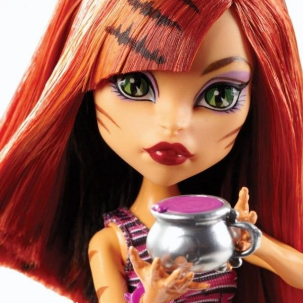 Boneca Monster High Toralei Cofee Bean