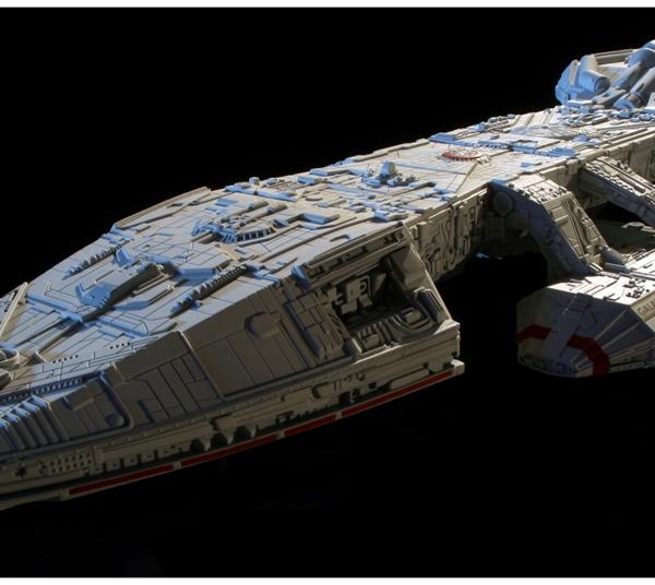 Battlestar Galactica Classic (1978) Model Kit Moebius