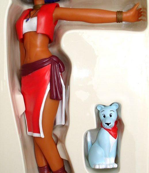 Secret of the Blue Water Nadia Doll Tsukuda Hobbies