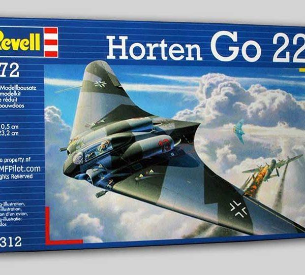 Horten Go-229 1/72 Revell