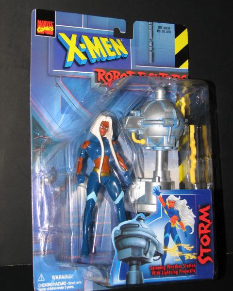Storm X-Man Robot Fight Action Figure Toy Bis