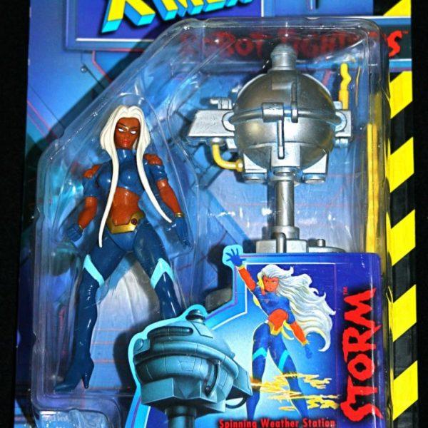 Storm X-Man Robot Fight Action Figure Toy Bis
