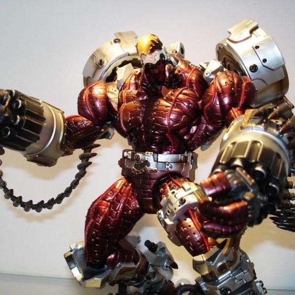 Trigun Monev The Gale Super Action Figure Kayodo