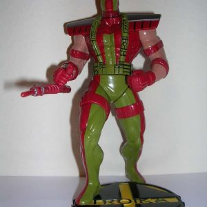 WILD C.A.T.s Pike Action Figure