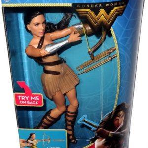 Wonder Woman – Mulher Maravilha Arco e Flecha Boneca Mattel