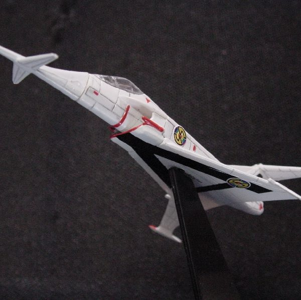Captain Scarlet Spectrum Angel Interceptor Konami