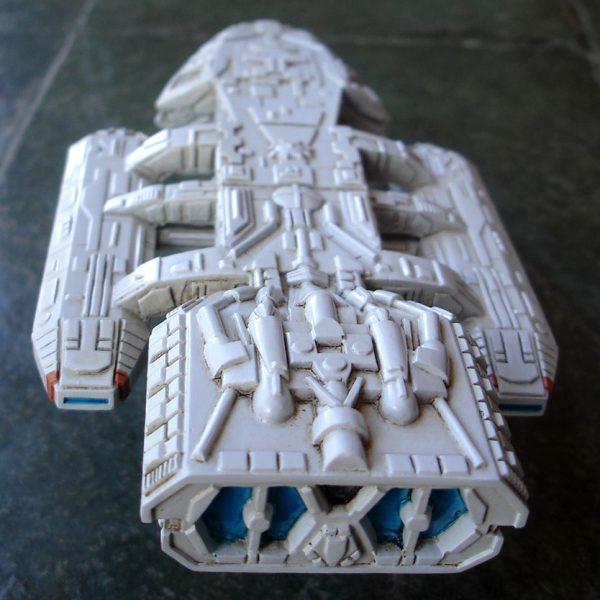 Battlestar Galactica Classic 1978 Resin Model