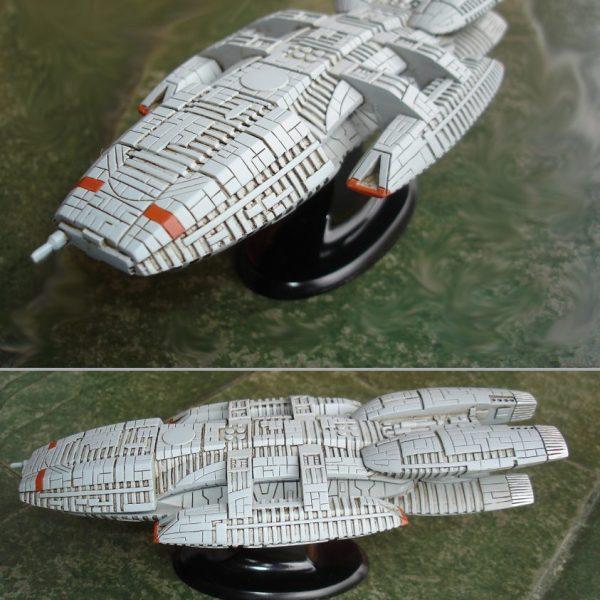Battlestar Galactica 2003 Resin Model