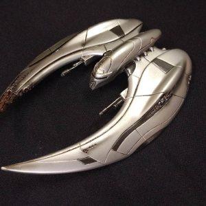 Battlestar Galactica Cylon Raider SCAR Resin Model